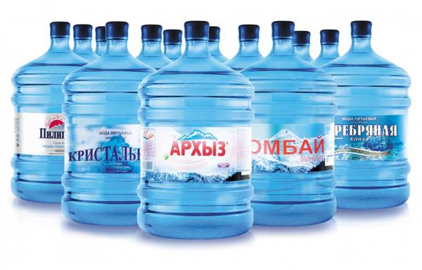 Питьевая вода 19 литров