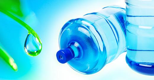 Питьевая бутилированная вода